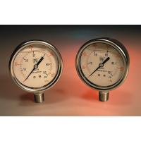 Liquid Filled Stainless Gauges: Automatic