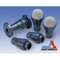 Asahi/America Ball Check Valves: Automatic - PVC \ FKM