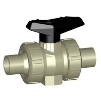 Type 546 Ball Valve: EPDM with Butt Fusion ends