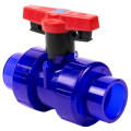 Ball Valve: Dual Ends with EPDM O-Ring Seal